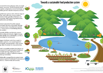 Sustainable Food Production System