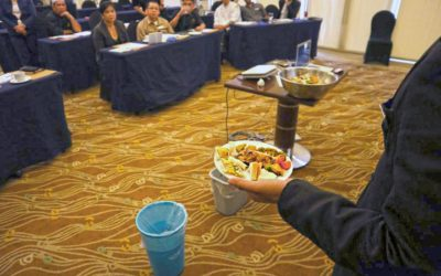 Pilot Food Waste Management Training for Hotels