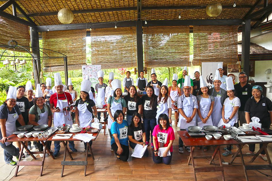Savour Planet workshop in Tagaytay City/ Metro Manila