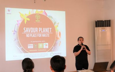 Savour Planet 2019 media trip series in the Philippines