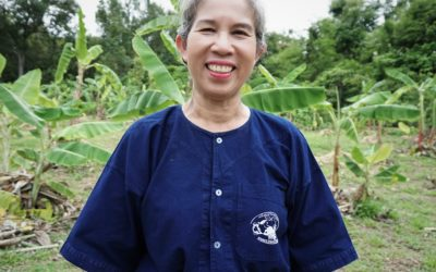 Communally Transforming Agricultural Systems  – A Story from a Thai Farmer